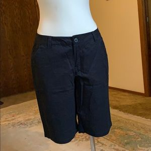 Columbia Black City Shorts